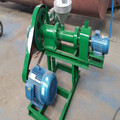 floating fish feed pellet extruder machine/fish feed extruder machine