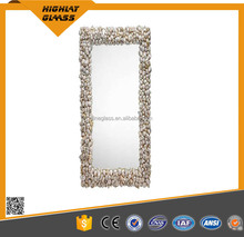 High Quality With best Quality Metal Framed Decorative Mirror For Home Decoration