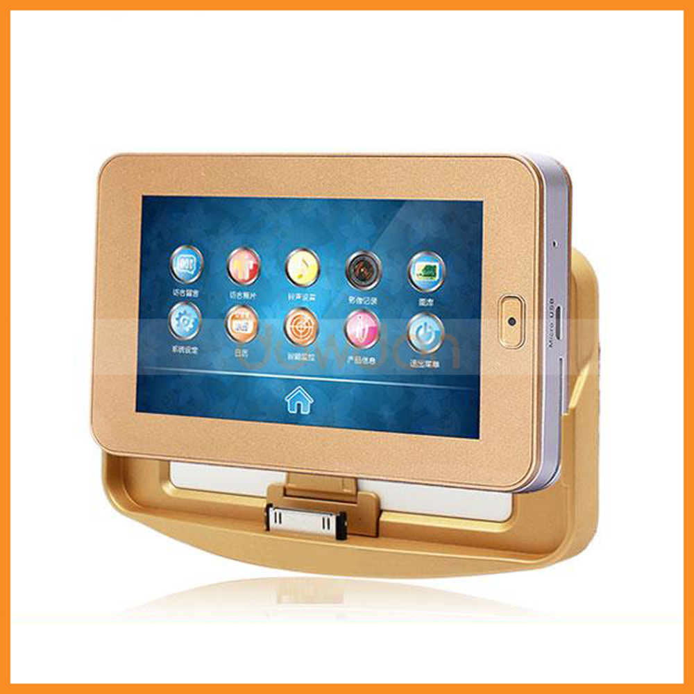 High Quality Large Display Show 170 Degrees Wide Angle Peephole Doorbell Digital Door Viewer