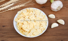 AD dehydrated Garlic Flake Air Dried White Dried Garlic Flakes Without Root