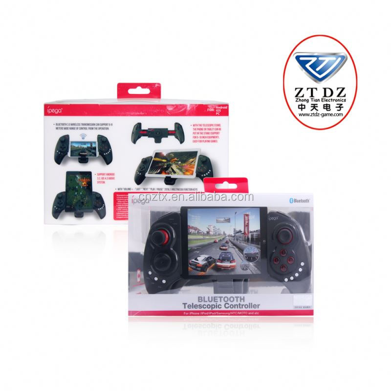 Wholesale wireless bluetooth game pad, bluetooth controller, bluetooth gamepad