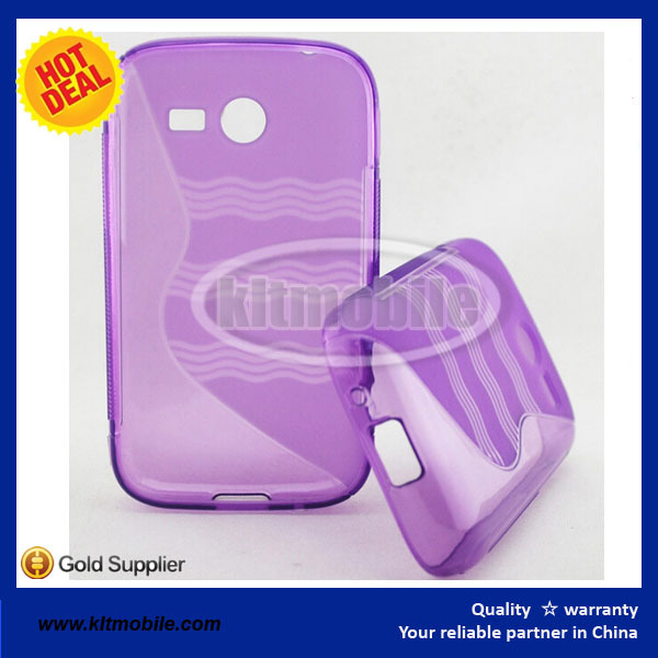 cover case for lenovo a5500 TPU OEM printing logo colorful TPU PC cover case for lenovo a5500 at wholesale price