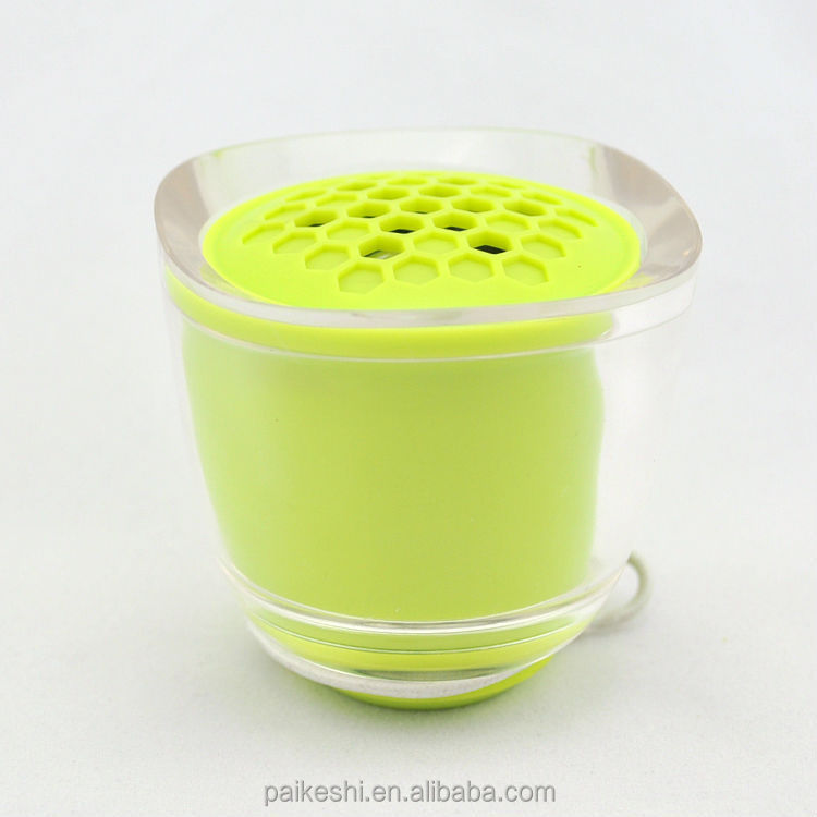 Cute practicable present / Speaker with lotus seedpod shape