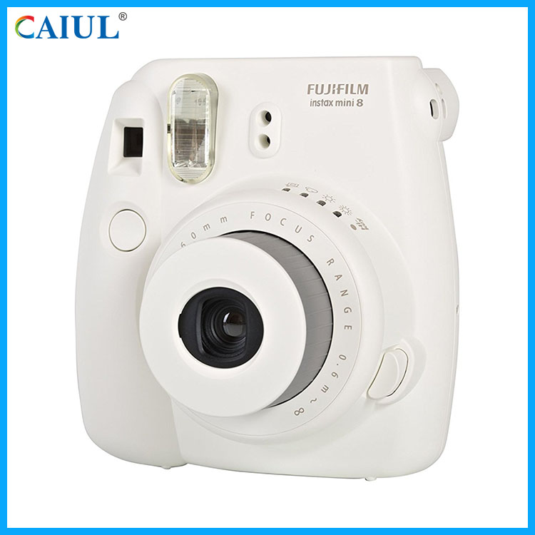 Direct Manufacturer Fuji Fujifilm Instax Mini 8 White Camera