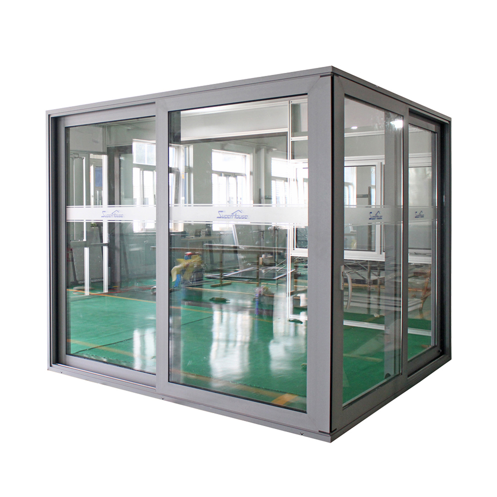 New product aluminum interior frameless glass sliding <strong>doors</strong> for office