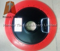 The manual grease gun pressure disc for excavator grease gun adapter