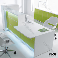 front desk counter office counter table design