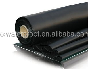 best quality ASTM 1.14mm epdm rubber swimming pond liner