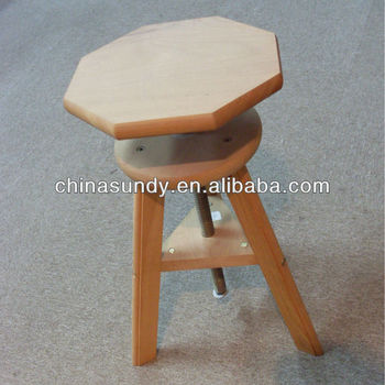 Artist adjustable wooden stool & Artist adjustable wooden stool View artist stool Sundy Product ... islam-shia.org
