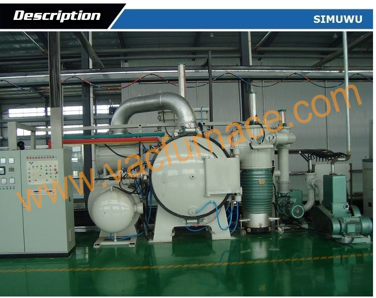 vacuum heat treatment furnace, machined shape furnace