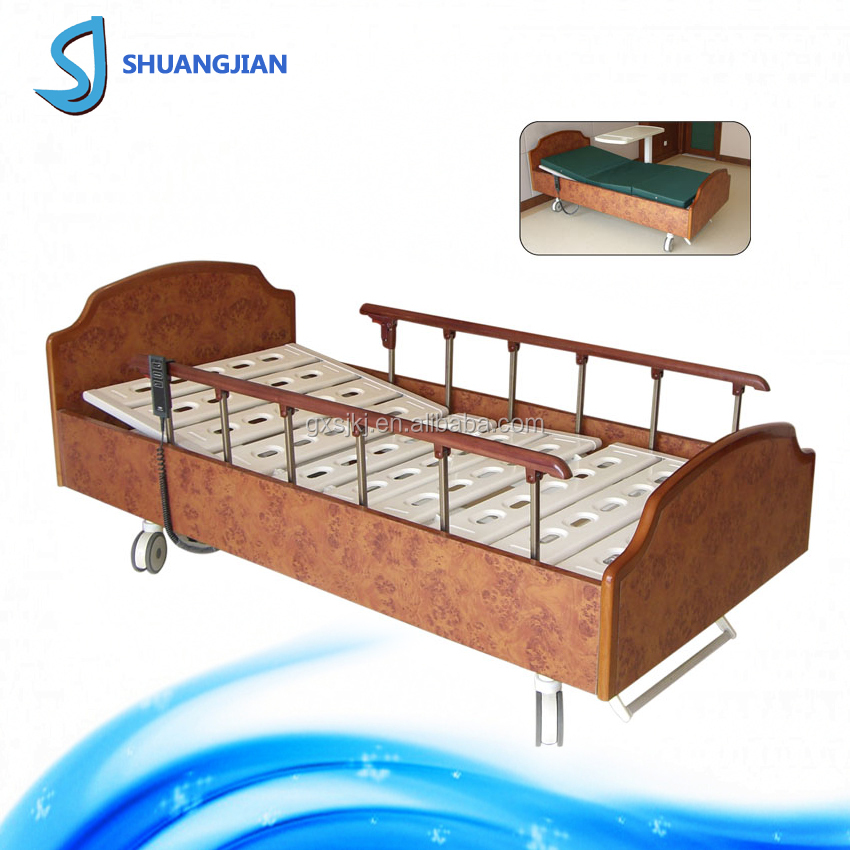 SJ 101-B-A Shuangjian Luxurious Home care Electric Bed with Five Functions