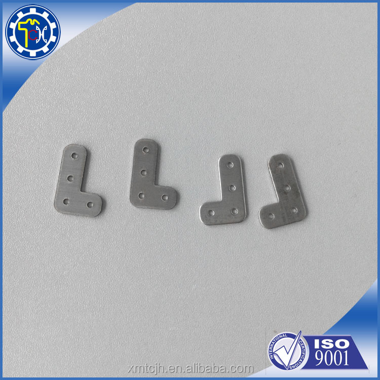 custom steel support stamping fog machine parts