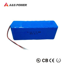 Deep Cycle Rechargeable 12v 20ah 18650 Lithium ion Battery for Solar Power
