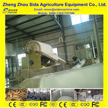 60t/day High Quality Cassava Flour Processing Line with Low Cost