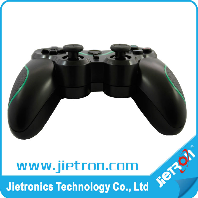 New 2.4GHz RF Wireless Gamepad for PS3/PS2 with Turbo and Clear Button (JT-1008014)