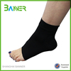 New trendy knitted super thin material tight elastic ankle brace support