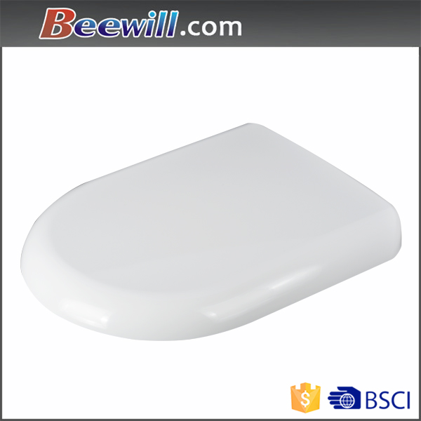 U shape duroplast lift off toilet seat