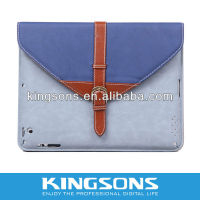 2013 Kingsons brand PU case for ipad/Samsung