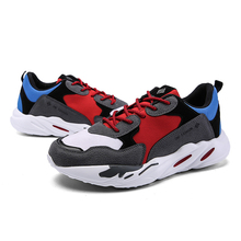 Walking Casual Shoes Men Breathable Outdoor Shoes sport men shoes made in China Fujian