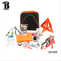 Good Supplier Car List Road Tools Emergency Survival Tool Kit 1000sets