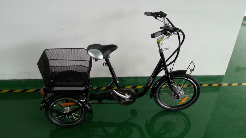 Electric Tricycle For Adults With CE (LEET7250)