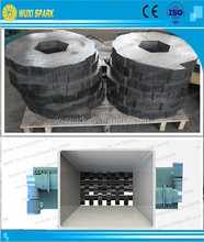 Factory price Shredder blades for waste plastic&rubber recycling
