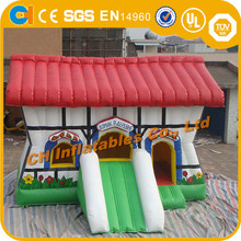 Kids inflatable warehouse tent , inflatable tent , inflatable booth for sale