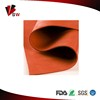 3mm red silicone fumed silicone rubber sheet