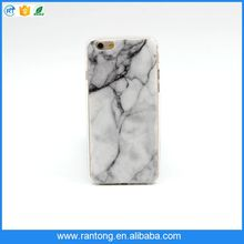 China Guangzhou mobile phone back over case marble TPU phone case