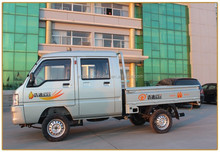 China new condition electric cargo truck with low price for sale