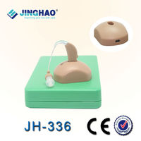 Made in China latest high quality rechargeable BTE hearing aid