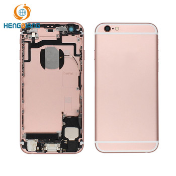 Phone parts for iphone 6s housing, housing for iphone 6s