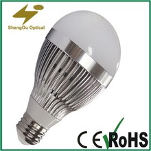 high lumen led bulb light non-waterproof 3W 5W 8W abailable