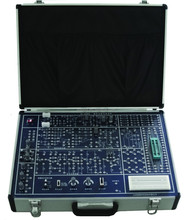 Didactic electronic analogic bread board vocational lab electronic training kits engineering electronic logic gate trainer
