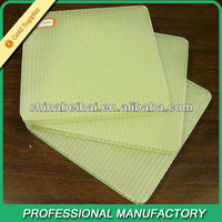 Acoustic 3D Fiberglass Wall Panel Fabric Insulation Board