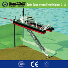 2015 super quality new dredger ship with high quality
