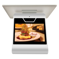 HIgh technology 15.6+9 inch dual screen with 80mm thermal printer touch screen retail pos-----Gc065