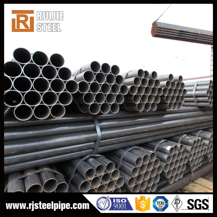 carbon steel pipes russia, erw black fence pipe, single wall copper coated