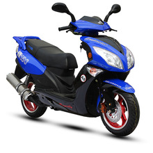 New Design China Professional 4 Stroke 150cc Cheap Gas Scooters for Sale