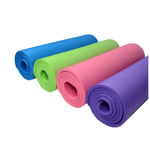 Private label gym sports screen printing yoga mat for wholesales
