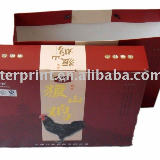 high quality toy baby clothes cosmetic packing paper box with clear PVC window printing service