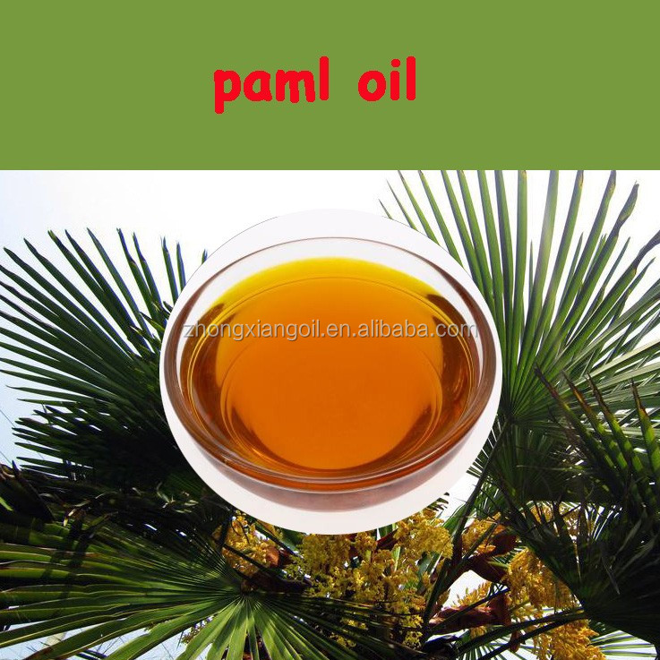 Crude palm oil for cooking