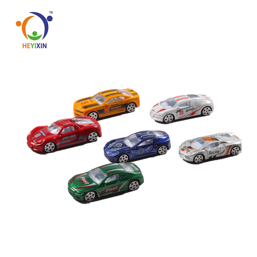 Wholesale Mini Slide Toys Diecast Car For Kids