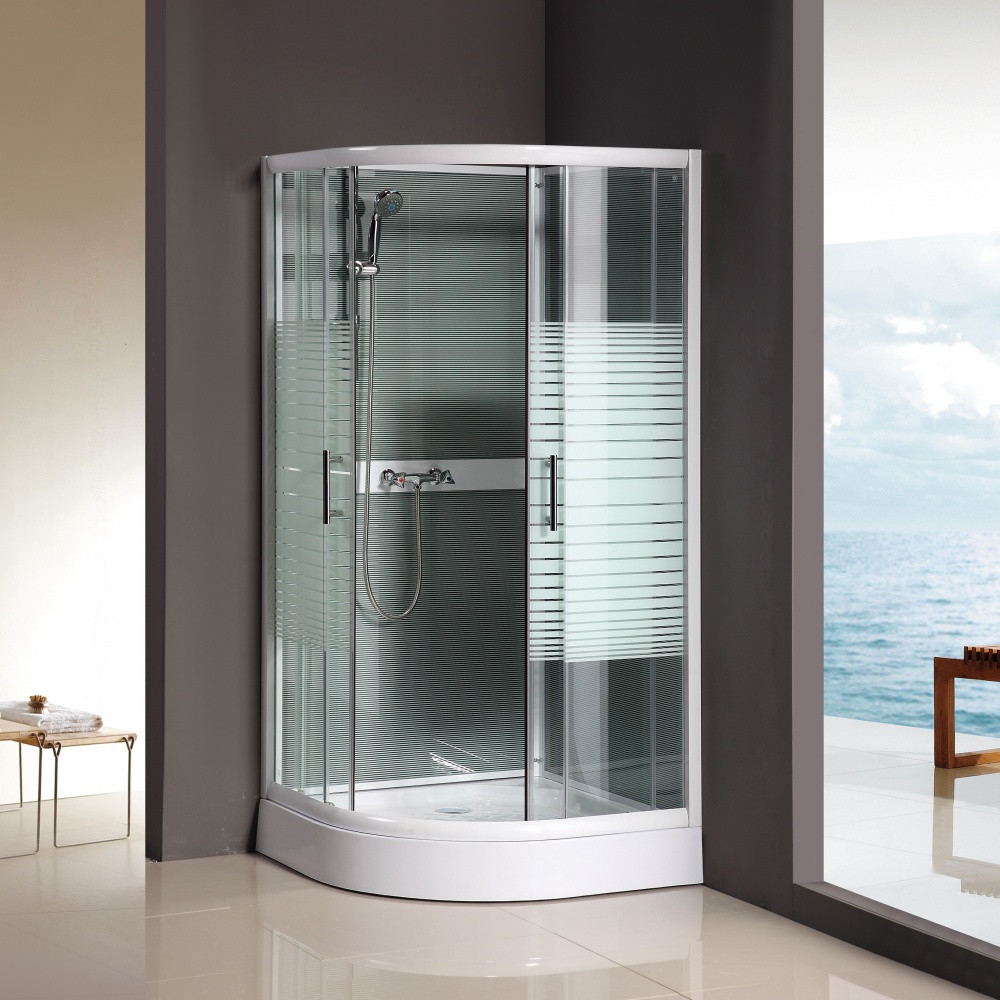 modern indoor portable shower