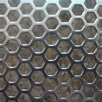 1cm hole Stainless Steel Perforated Metal Mesh