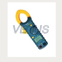 chain wholesale digital clamp meter manual DT-288A