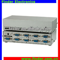 8 way VGA Splitter 1 input 8 output 500Mhz made in china