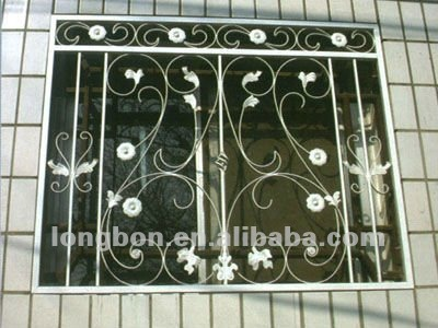 Top-selling wrought iron window railing