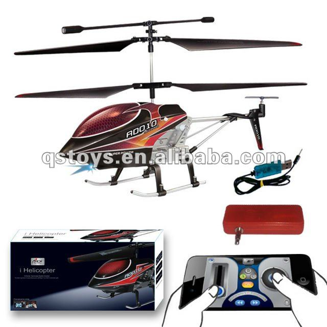 3.5Channel Iphone Controlled Helicopter with Gyro