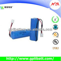 Primary Lithium battery ER18505M for heat meter